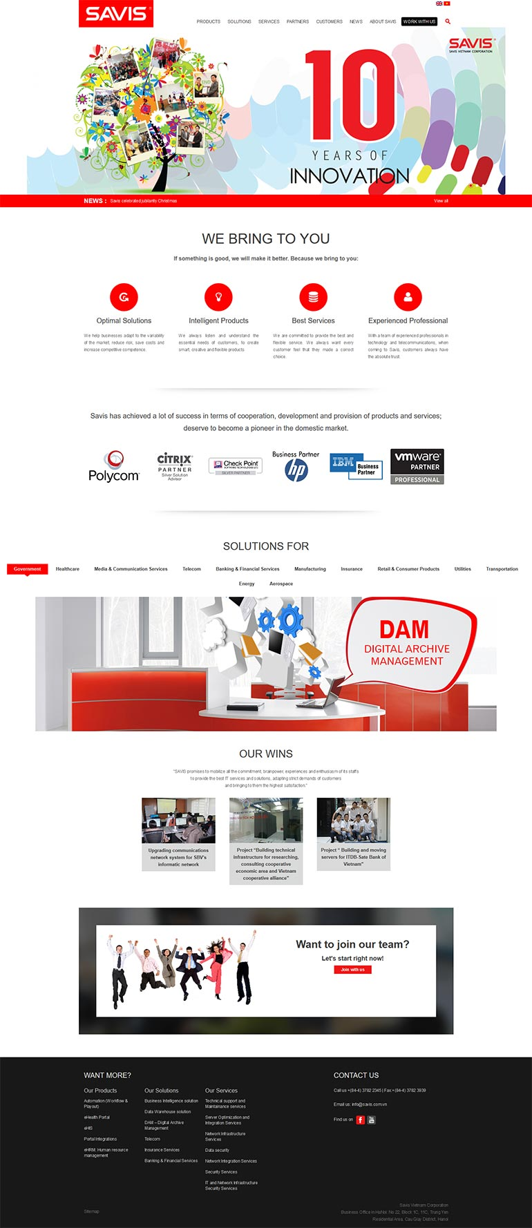 dichvuquantriweb-screenshot-thiet-ke-website-savis-corporation