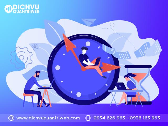 Thời gian hoạt động của công ty