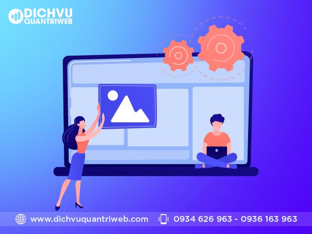 Thiết kế giao diện website độc đáo, thu hút
