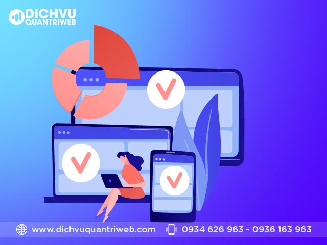 Dịch vụ quản trị nội dung website sẽ giải quyết những khó khăn của doanh nghiệp