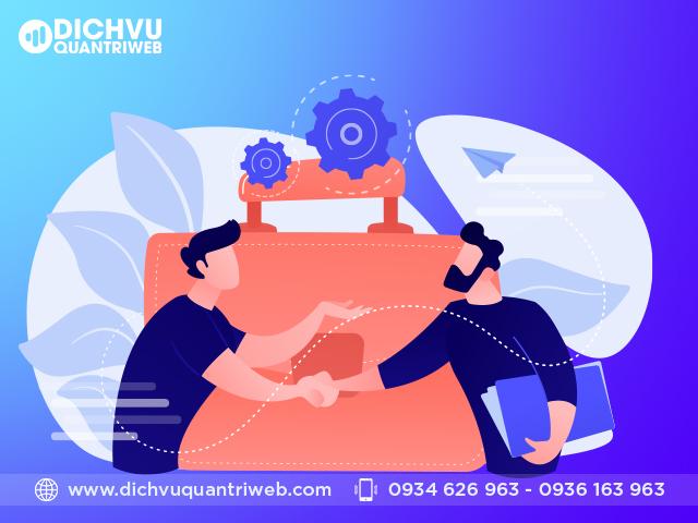 Tạo mối quan hệ tốt với khách hàng