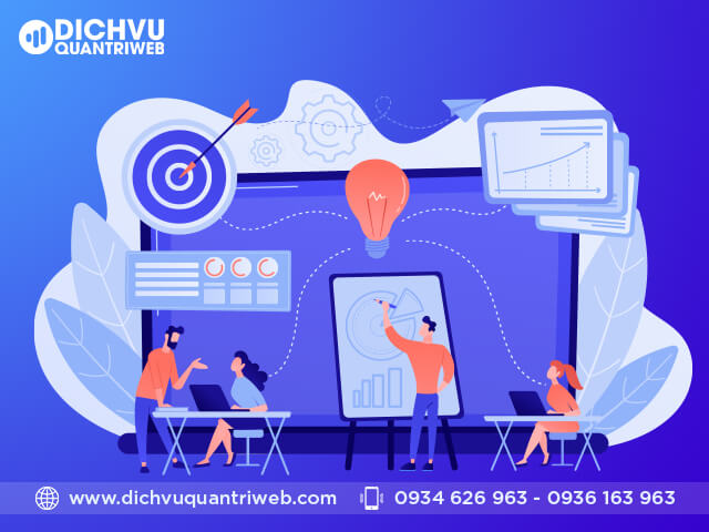 Dịch vụ quản trị web là làm những công việc gì?