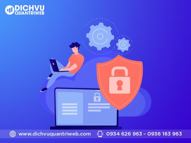 Quản trị và bảo mật website
