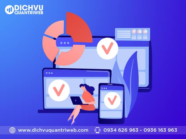 Đảm bảo website hoạt động ổn định, trơn tru của website