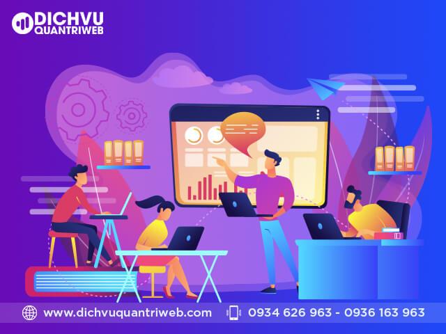 Dịch vụ quản trị nội dung ở Dichvuquantriweb.com có gì?