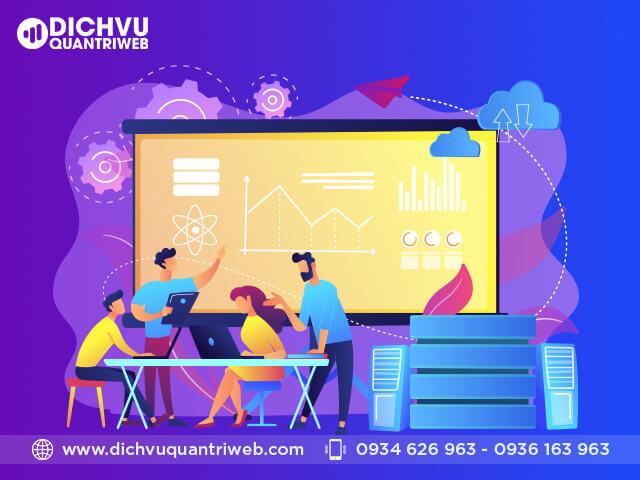 Dịch vụ quản trị website tại Dichvuquantriweb.com