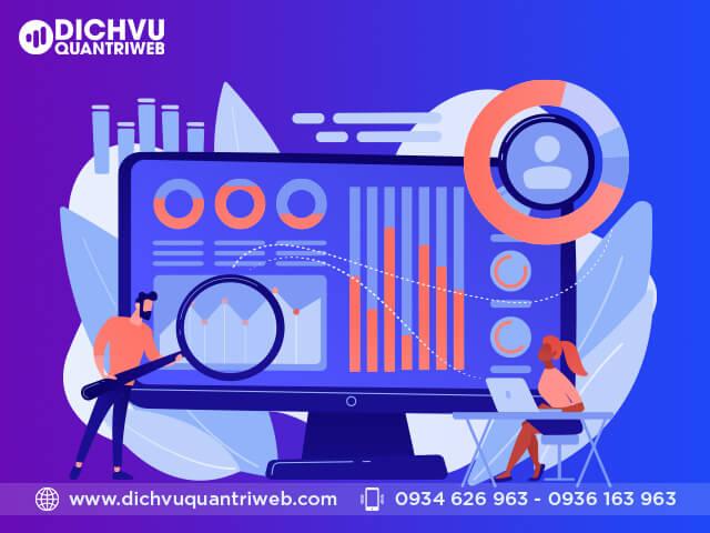Sử dụng dịch vụ quản trị website