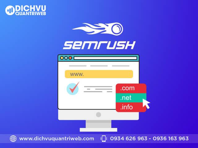 Công cụ SEMRush