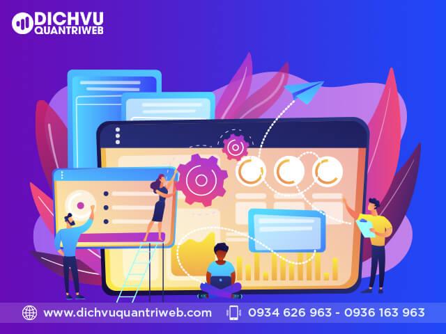 Dịch vụ quản trị nội dung website gồm những gì?