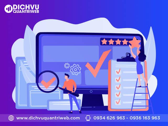 Xây dựng nội dung trang web chất lượng Xây dựng nội dung trang web chất lượng