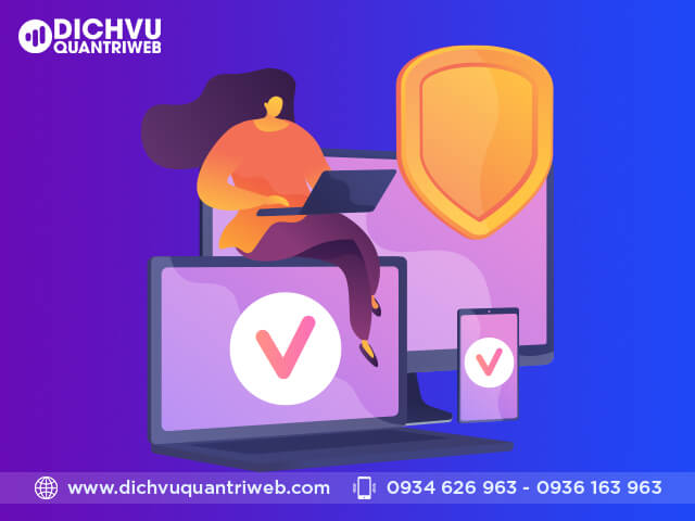 Bảo mật và bảo vệ website
